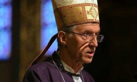 Majnek Antal püspök a Munkácsi Egyházmegye híveihez
