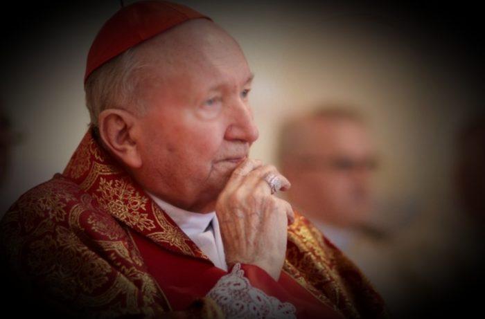 Elhunyt Marian Jaworski bíboros