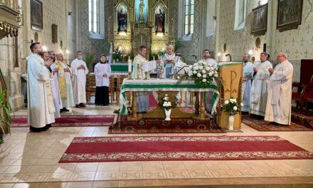 Máriapócsi imanap Beregszászban