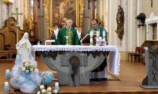 Boldog Carlo Acutis első emléknapja Munkácson