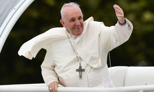 Mit is mondott Ferenc pápa a polgári együttélésről?