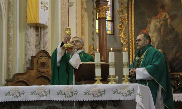 """""""Hálát adunk Isten irgalmas jóságáért"""" – Püspökszentelési ezüstjubileum"""