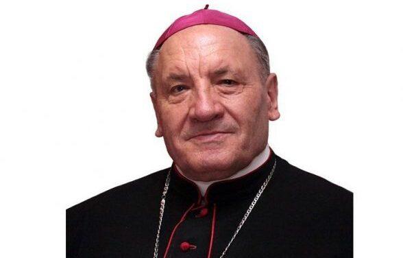 Elhunyt Jan Purwiński püspök