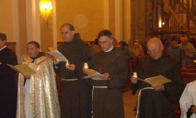 Negyven éve tett örökfogadalmat Majnek Antal püspök