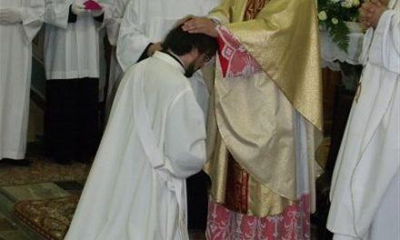 Z rozhovoru otca biskupa Antala Majneka o kňazskej vysviacke