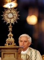 Posolstvo Svätého Otca Benedikta XVI.