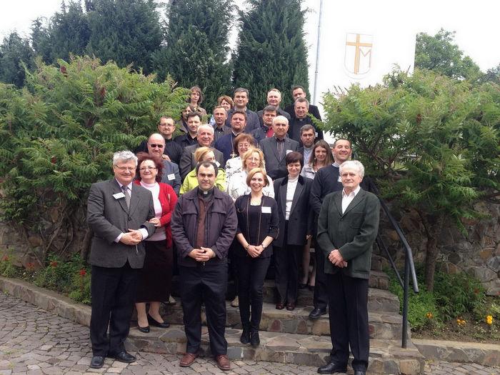 Prvé stretnutie Ekumény Košice a Ekumény Mukačevo v Zakarpatskom Sinjaku  Miluj cirkev blížneho ako svoju
