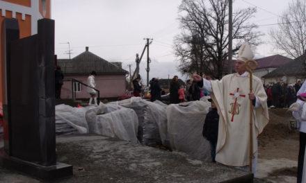 Posviacka kostola v Bobovom