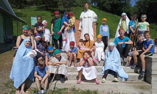 Spomienky na ukrajinské leto