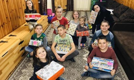 Deti zo Slovenska myslia na deti na Ukrajine – Vianoce 2019