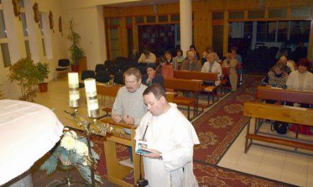 Духовна обнова в ніч на 23 жовтня