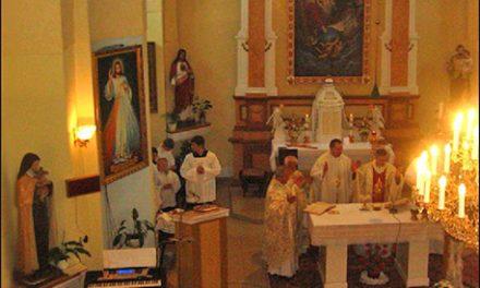 На честь святого Падре Піо у с. Ділове будується церква