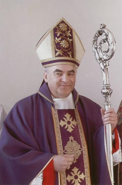 Звернення до духовенства, богопосвячених осіб та вірних РКЦ в Україні про складання духовних дарів на потреби Євхаристійного Конгресу