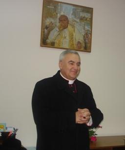 Інтерв`ю з єпископом Маркіяном Трофим`яком про Перший Євхаристійний конгрес