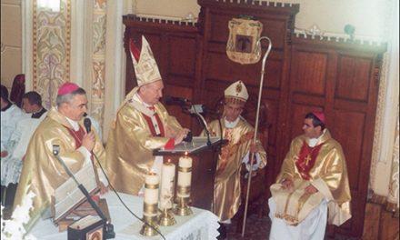 27 березня цього року 10-та річниця виголошення Мукачівської Дієцезії