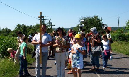 Йдучи дорогою до Бога… або паломництво в Анталовці