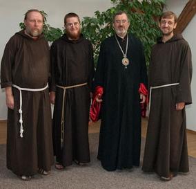 Францисканці-капуцини матимуть свій монастир в Ужгороді (ФОТОРЕПОРТАЖ)