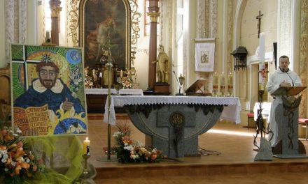 Мукачево відвідав паломницький образ Св. Домініка та його мощі