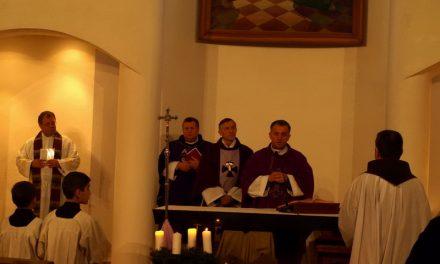 відкриття Року Богопосвячених осіб у Мукачівській дієцезії