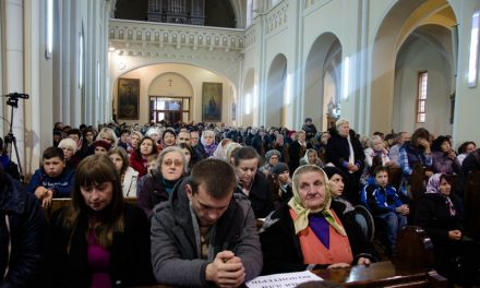 """VII Меджуґорська молитовна зустріч в Україні """"З Марією до Ісуса"""""""