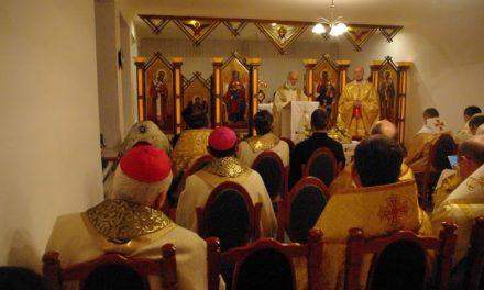 Завершилися реколекції для єпископів о. Раньєро Канталамесси