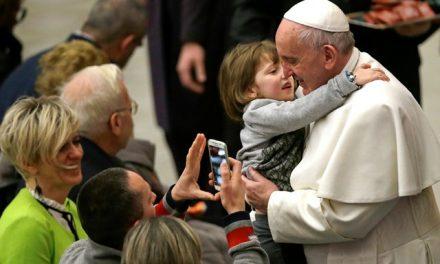 Папа: Боже милосердя, яке діє в Хрищенні, сильніше від наших поділів