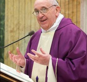 Послання Папи Франциска на Великий піст 2016. Повний текст