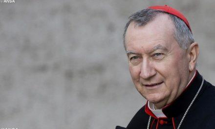 Держсекретар Ватикану відвідає Україну