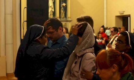 Молитовна зустріч з с. Ліджі