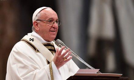 Твіт Папи Франциска: Вийдімо назовні з наших закритих схем