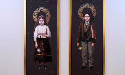 Фатіма: Офіційні портрети святих Франсіска та Жасінти