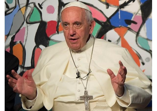 Папа: Потрібна культура зустрічі, щоб не жити, як вороги