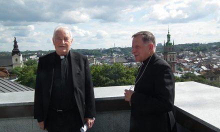 До Львова прибув кардинал Зенон Ґрохолевський