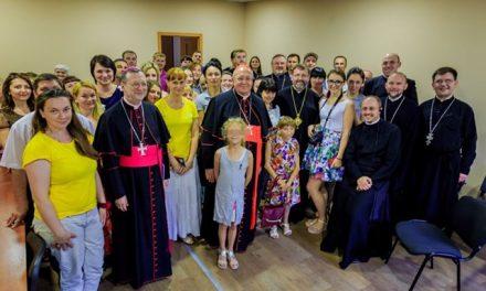Кардинал Сандрі: Церква, яка живе вірою, наслідує Милосердного Самарянина