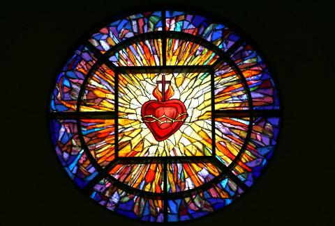 У серці Ісуса