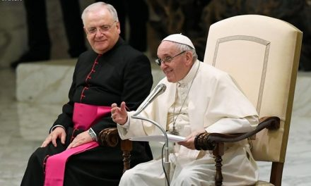 Папа: Християни – люди весни, а не осені