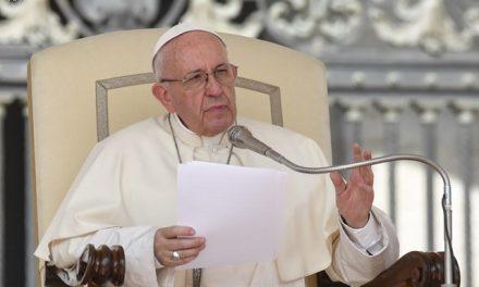 Заклик Папи Франциска з нагоди Дня молитви за створіння