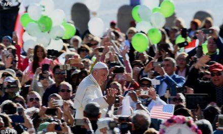 Папа на загальній аудієнції: молоде, живи, люби, мрій і віруй