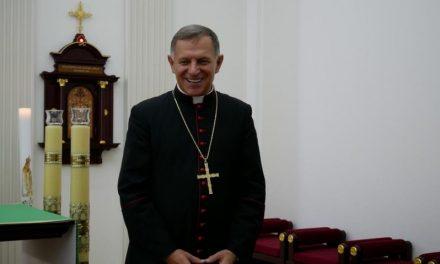 Архієпископ Мечислав Мокшицький відзначив 10 річницю своїх єпископських свячень