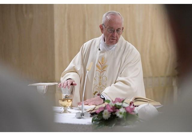 Папа: архангели є послані Богом, щоб супроводжувати нас у житті