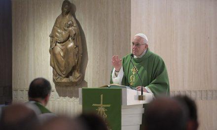 Папа: рішуче вирушити з Ісусом в дорогу, щоб сповнити Божу волю