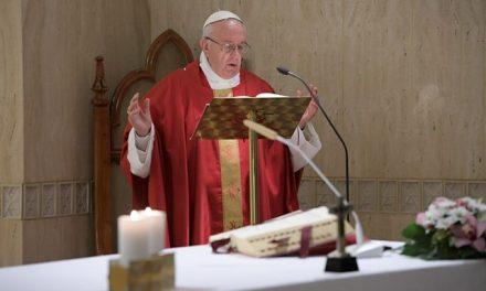 Папа: Боротьба зі злом у серці не дає спокою, але приносить мир