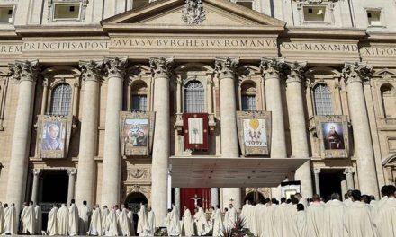 Папа: Бог не ображається відмовами й не перестає запрошувати