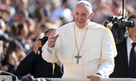 Папа: Завданням християн у світі є відкривати простори спасіння