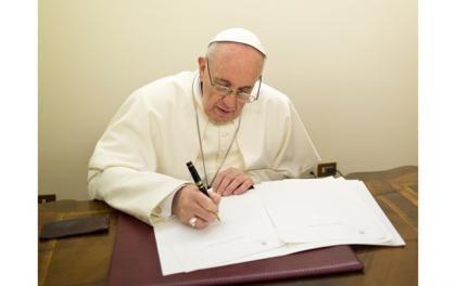 Папа Франциск проголосив Надзвичайний місійний місяць у жовтні 2019