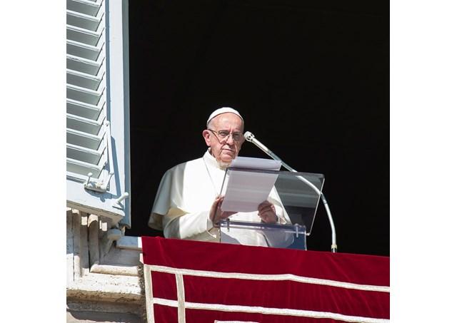 Папа: Християни не вивищуються, а відзначаються братерством