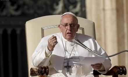 Папа: Участь в Євхаристійному богослужінні – це сходження на Голготу