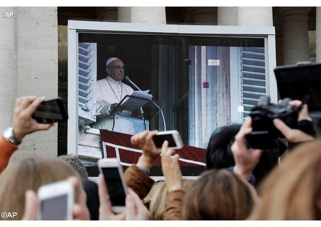 Папа: Святі – це ті, хто досяг мети, накресленої Блаженствами