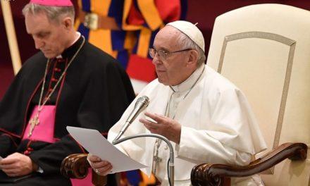 Папа: Ми потребуємо щонедільної зустрічі з Господом на Євхаристії
