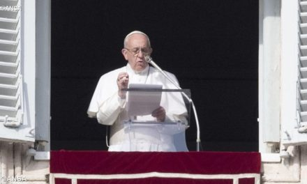 Папа: Людину старить гріх, а не вік. Наслідуймо завжди юну Діву Марію